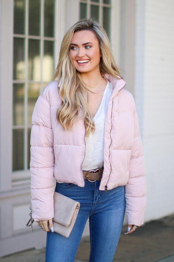 Winter Daze Puffer Jacket – Madison + Mallory