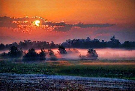Mists of evening - Other Wallpaper ID 452420 - Desktop Nexus Nature