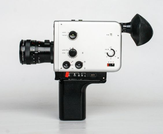 Vintage Super 8 Kamera Braun Nizo 561Makro / von TheCuriousCaseShop