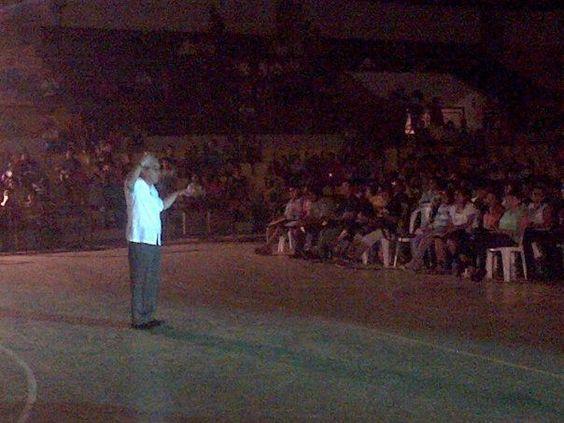Conferencista Dr. Rolando Arellano Cueva el guru del Marketing  :: XXII CONEA PUCALLPA 2014