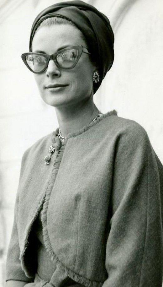 Η πριγκίπισσα του Μονακό, Grace Kelly.