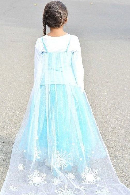 Halloween Costumes Easy Elsa 2020 DIY Disney Elsa Costume   A Pumpkin And A Princess # in 2020