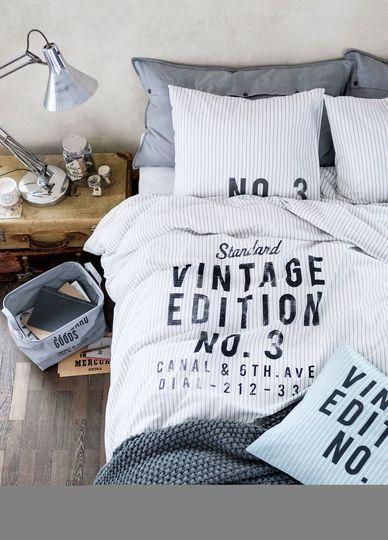 La bonne idée pour relooker la chambre : changer le linge de lit. On s'offre une nouvelle parure et on rebooste sa déco pour pas cher.