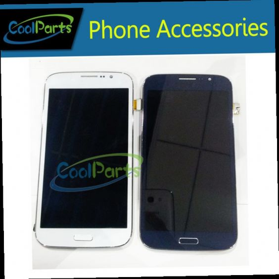 44.56$  Watch here - http://ali74r.worldwells.pw/go.php?t=32690970964 - Black White For Samsung Galaxy Mega 5.8 i9152 LCD Display and Touch Screen Digitizer With Frame Free Shipping 1PC/Lot