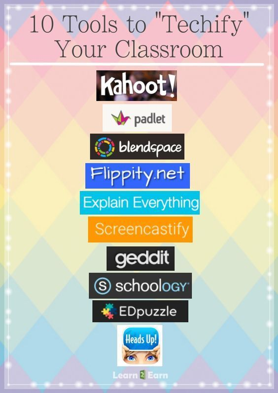 interactive tools for the classroom