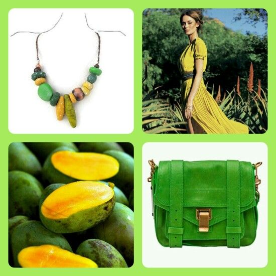 #vitaminic #yellow #green #lime #organic #necklace #polymerclay #polymerclayjewelry #polymerclaycreations #summerr #fruit #tropical https://goo.gl/tjJHZ5