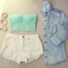 jacket and shorts outfit