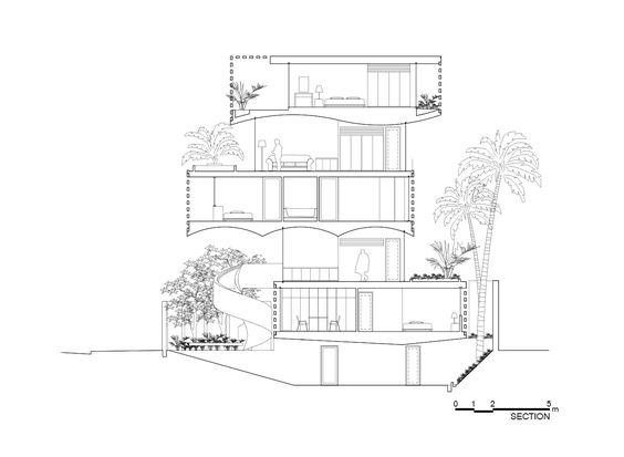 Galeria - Casa Binh Thanh / Vo Trong Nghia Architects + Sanuki + Nishizawa architects - 28