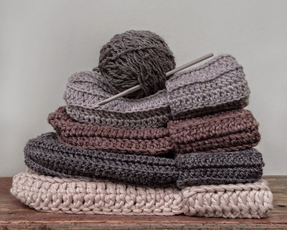 loved handmade: the ribbed beanie..a pattern
