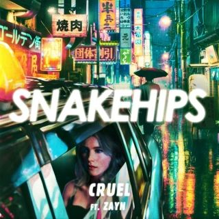Snakehips, Zayn – Cruel acapella