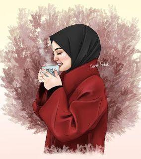 خلفيات بنات محجبات كرتون Kizlar Yaratici Portre Fotografciligi Islam