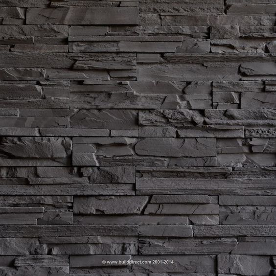 Black Bear Pallets Manufactured Stone Classic Ledge