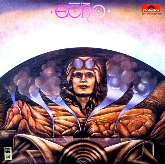 Achim Reichel & Machines - 1971 - Echo