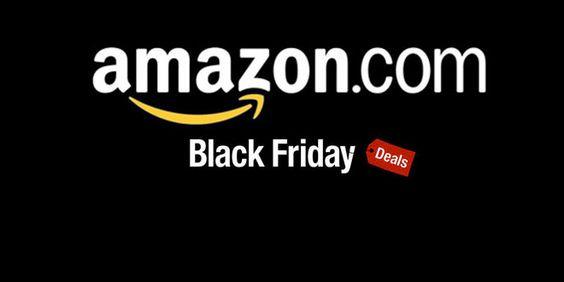 Estas son las ofertas de Amazon para este Black Friday http://j.mp/1Ieg2zz |  #BlackFriday, #Noticias, #Ofertas, #Sobresalientes, #Tecnología, #ViernesNegro