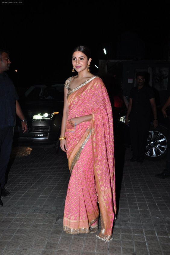 5 Bollywood Sarees You Should Not Miss This Season!