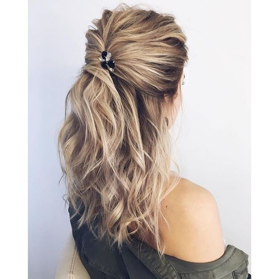 Everyday Hairstyles Everyday Hairstyles In 2020 Medium Length Hair Styles Hair Do For Medium Hair Medium Hair Styles