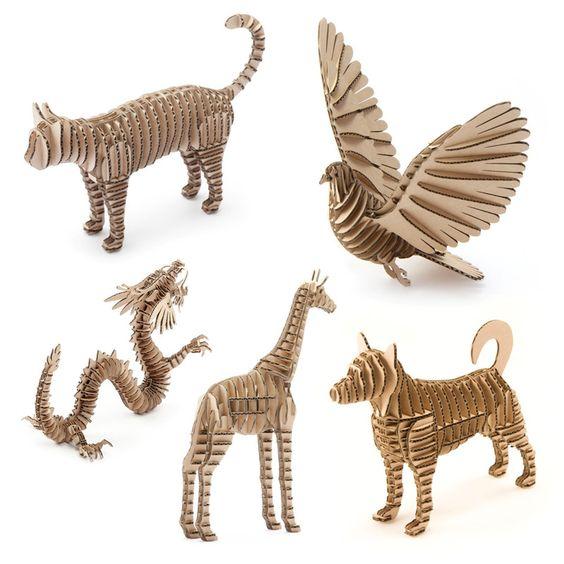 D-Torso Cardboard Puzzles  http://colossalshop.com/collections/d-torso-cardboard-puzzles: