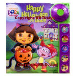 Nick Jr - Dora the Explorer : Happy Halloween with Dora! Little ...