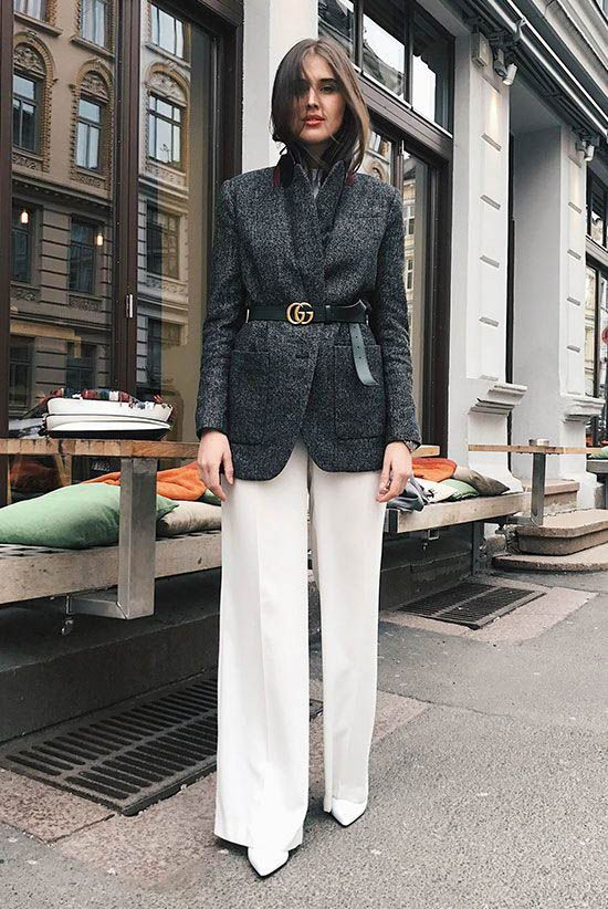 Fall street style fashion / Fashion week #fashionweek #fashion #womensfashion #streetstyle #ootd #style /Pinterest: @fromluxewithlove
