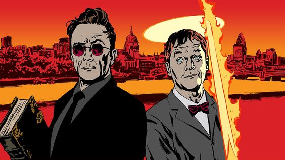 Good Omens: Based on a 1990s novel by Gaiman