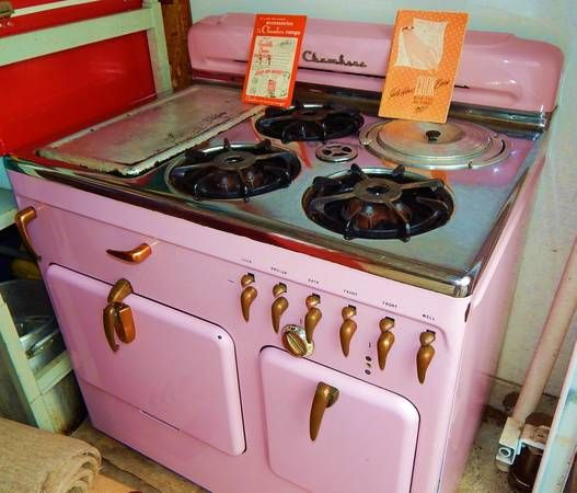 Stove, Antiques And Art Deco On Pinterest