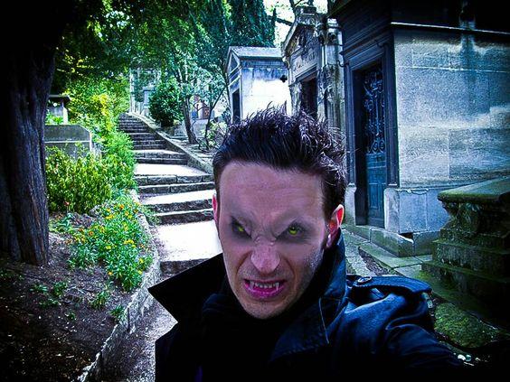 Vampire au Père-Lachaise
