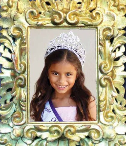The effects of child beauty pageants on kids