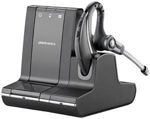 -Plantronics W730-M SAVI 3 in 1 Over-the-Ear MOC by Plantronics. $249.29. One intelligent headset to manage your PC, mobile and desk phone calls Automatically routes calls to the mobile phone or headset whichever device is within easy reach One touch call answer/end, vol +/ , mute and flash controls across devices UC preg. Save 52%!