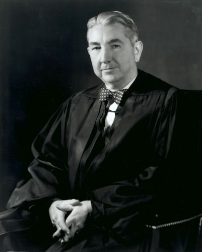 "June 13th, 1977 - Tom C. Clark, former Supreme Court Justice (1949-67), died at 77. Thomas Campbell ""Tom C."" Clark (b. 1899) was United States Attorney General from 1945 to 1949 and an Associate Justice of the Supreme Court of the United States from 1949 to 1967. Clark died in New York City and is buried in Restland Memorial Park, Dallas, Texas.:"