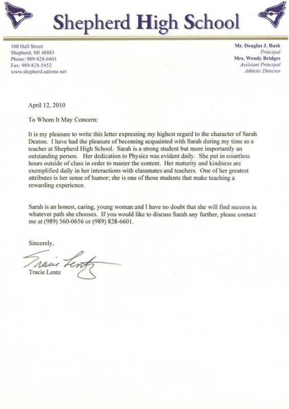 Letter Of Recommendation Of English Proficiency Teacher London
