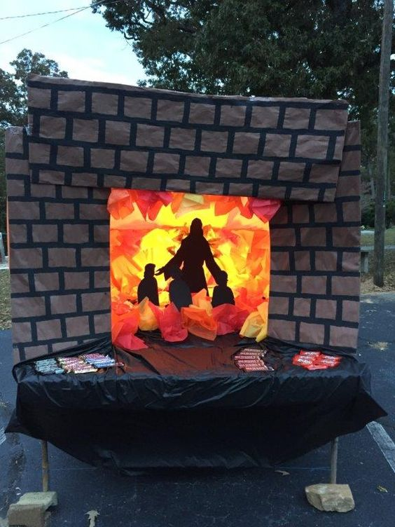 Trunk-or-Treat Biblical