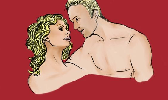Eric and Sookie by herMUSiCnotesXo