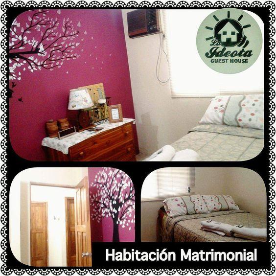 ¨La Ideota¨ Guest House: Habitaciones disponibles