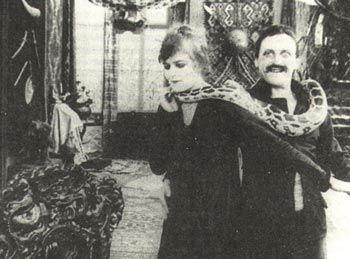 Anita Berber en Dida Ibsens Geschichte (1918)