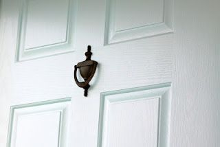 Our New Door Knocker