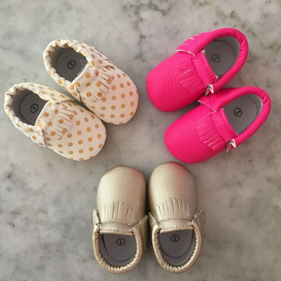 $20 Baby Moccasins by Sweet N Swag | BABY MOCCS