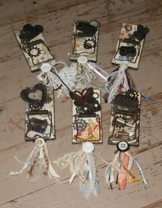 a few altered mouse traps