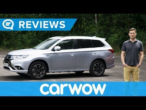 Mitsubishi Outlander Phev 2018 Suv In Depth Review Carwow Reviews Youtube Mitsubishi Outlander Outlander Phev Outlander