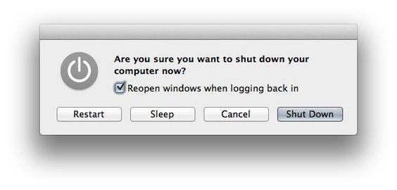 What if your #Mac was involved in the #government #shutdown? :)