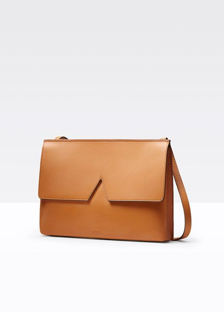 Vince Signature Collection Baby Crossbody | Vince: