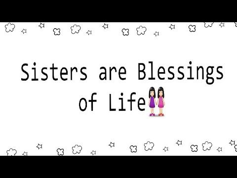 My Dear Sister Status Love You Sister Status For Whatsapp