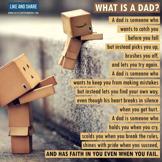 What is A #Dad? #fatherhood