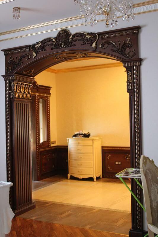 Top 30 Ideas To Decorate With Wooden Arches Your House Engineering Discoveries Door Design Wood Doors Interior Archways In Homes