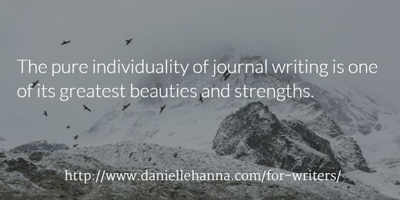 A quote from my book, Journaling to Become a Better Writer. #journaling #writing #writingtips #ebook #selfpublished #indieauthor #amwriting