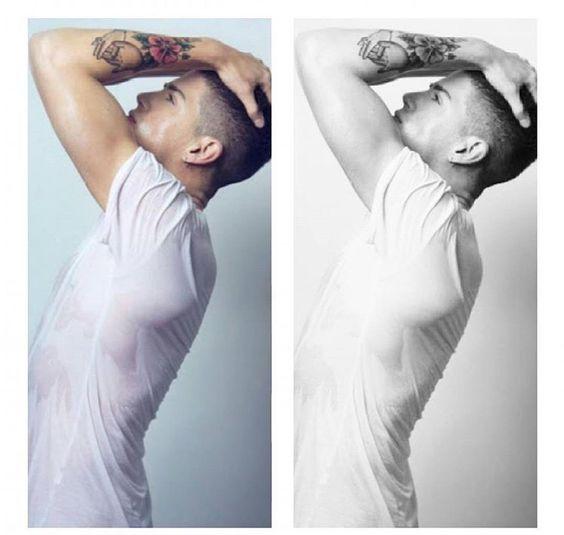 #david #auryn #banda #espanha #perfeito #boy #cantor