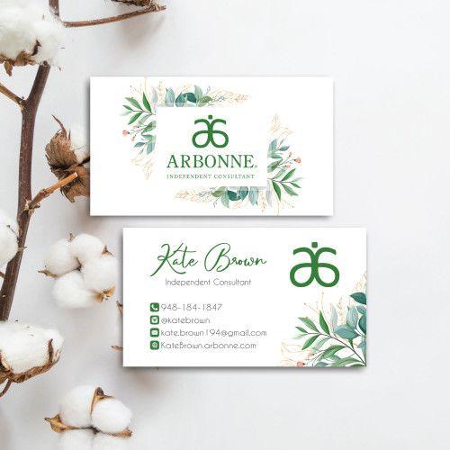 Arbonne Business Card Arbonne Consultant Business Card Arbonne Ab39 Arbonne Business Cards Arbonne Business Arbonne Consultant Business