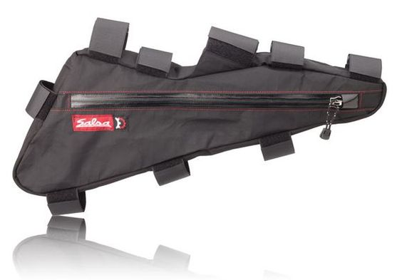 Indispensable Mountain Touring Gear: Revelate Designs and Salsa Cycles frame packs. Prices vary.