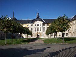 Prefecture building of the Seine-Maritime department, in Rouen