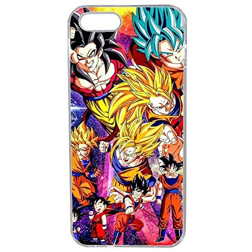 Générique Coque pour iPhone 4/4S Motif Dragon Ball Manga Z San ...