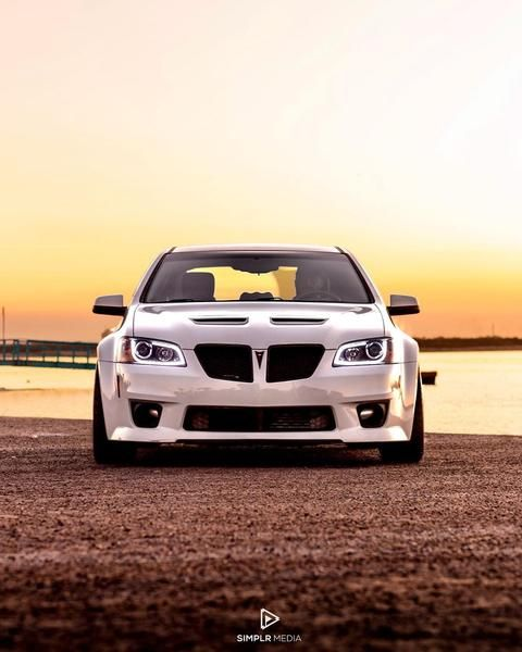 pontiac g8 projector headlights with led drl in 2020 pontiac g8 pontiac projector headlights pinterest